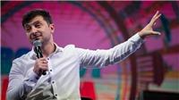 Diễn viên hài Volodymyr Zelenskiy sắp trở thành Tổng thống Ukraine: Đời y hệt như… phim