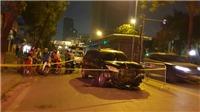 Bắt giữ tài xế gây tai nạn liên hoàn, khiến nữ công nhân môi trường tử vong