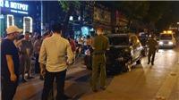 Hỗ trợ gia đình nạn nhân bị tử vong vì tai nạn giao thông tại đường Láng, Hà Nội