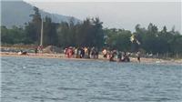 Hai thanh niên kịp thời cứu 5 em nhỏ đuối nước Quảng Bình
