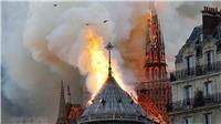 Hé lộ nguyên nhân có thể dẫn tới vụ cháy Nhà thờ Đức Bà Paris