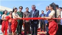 Khánh thành Đài Hữu nghị Việt Nam – Campuchia tại khu vực Tây Bắc Campuchia