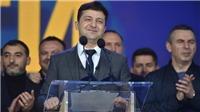 Tổng thống đắc cử Ukraina tuyên bố sẵn sàng đàm phán với Nga