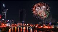 TP. Hồ Chí Minh bắn pháo hoa tại 3 điểm trong dịp lễ 30/4 và 1/5