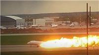 41 người thiệt mạng trong vụ cháy máy bay tại Nga: Không có nạn nhân người Việt