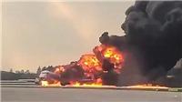 Nhìn lại 1 thập kỷ đầy rẫy những thảm họa của hàng không Nga
