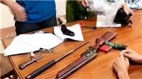 Khởi tố 11 bị can liên quan vụ nổ súng tại trường gà ở Cà Mau