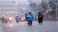 Dự báo thời tiết ngày 9/5: Nhiều khu vực mưa to, đề phòng lốc, sét, mưa đá