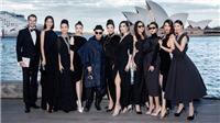 Mỹ nhân Việt hội tụ tại show diễn Xuân - Hè 2019 của NTK Đỗ Mạnh Cường ở Australia