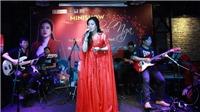 Ca sĩ Thanh Nga làm minishow giới thiệu MV 'Bỏ lại phía sau'
