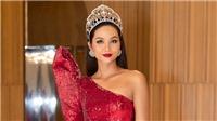 Hoa hậu H'Hen Niê gây chú ý khi xuất hiện với tóc dài đầy quyến rũ