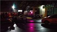 Xác định danh tính nghi phạm đâm trọng thương nữ tài xế taxi tại quận Hoàng Mai, Hà Nội
