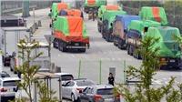 Hàn Quốc vẫn xúc tiến viện trợ lương thực cho Triều Tiên bất chấp các vụ phóng tên lửa