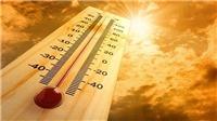 Nắng nóng gay gắt trên 40 độ C ở Bắc Bộ và Trung Bộ