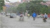 Bắc Bộ và Bắc Trung Bộ đề phòng lốc, sét, mưa đá và gió giật mạnh