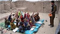 UNICEF cảnh báo tình trạng 'học dưới làn đạn' tại Afghanistan