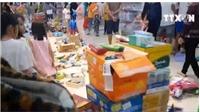 Siêu thị Auchan tan hoang trước ngày rút khỏi thị trường Việt Nam