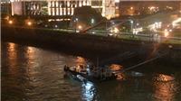Ít nhất 7 du khách Hàn Quốc thiệt mạng trong vụ chìm du thuyền ở Hungary