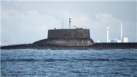 Hạm đội Phương Bắc của Nga tập trận tại biển Barents