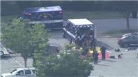 Xả súng kinh hoàng ở Virginia Beach, Mỹ, ít nhất 11 người đã chết