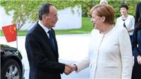 Trung Quốc muốn xây dựng quan hệ hợp tác chiến lược toàn diện với Đức