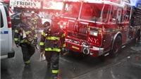 Mỹ: Tai nạn trực thăng trên nóc nhà ở thành phố New York