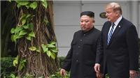 Tổng thống Trump nhận thư từ nhà lãnh đạo Triều Tiên Kim Jong-un