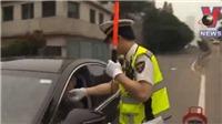 VIDEO: Hàn Quốc phạt lái xe say rượu tới 15 năm tù hoặc 100 triệu đồng