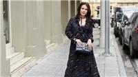 Mrs Vietnam 2018 Trần Hiền trẻ trung không ngờ ở tuổi U50 với gu thời trang sang chảnh