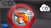 Sử dụng máy phát điện đúng cách để không bị ngạt khí