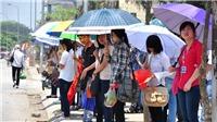 Dự báo thời tiết ngày thi THPT Quốc gia: Bắc Bộ oi nóng, Trung Bộ nắng nóng gay gắt