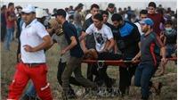 Hàng nghìn người Palestine biểu tình phản đối hoạch hòa bình Trung Đông của Mỹ