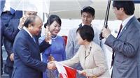 Thủ tướng Nguyễn Xuân Phúc trả lời phỏng vấn báo chí Nhật Bản về chuyến thăm Nhật Bản và dự Hội nghị thượng đỉnh G20
