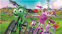 'Vương quốc xe đạp' - Ngộ nghĩnh, đáng yêu, dễ thương