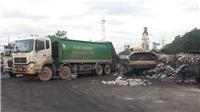 Hà Nội mất khoảng ba ngày để thu hết rác tồn đọng trên địa bàn