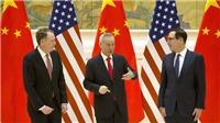 Giới chức Mỹ và Trung Quốc đối thoại thương mại