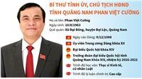 Bí thư Tỉnh ủy, Chủ tịch HĐND tỉnh Quảng Nam Phan Việt Cường