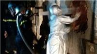 Hà Nội: Kịp thời cứu thoát 2 nạn nhân khỏi đám cháy