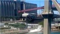 Mexico: 3.000 lít axit tràn ra Vịnh California