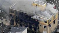 Nhật Bản: Hãng phim hoạt hình 'ăn khách' bị cháy, ít nhất 10 người thiệt mạng