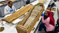 Ai Cập phục hồi quan tài của Vua Tutankhamun lần đầu tiên trong gần 100 năm qua
