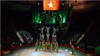 Chương trình xiếc 'Ký ức Trường Sơn' kỷ niệm Ngày Thương binh - Liệt sỹ