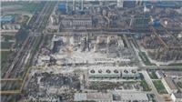 Nổ nhà máy khí đốt tại Trung Quốc: Con số thương vong tiếp tục tăng