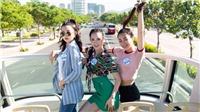 Dàn người đẹp Miss World Việt Nam sẵn sàng cho Vòng chung kết tại Đà Nẵng