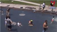 Người dân Mỹ chống chọi đợt nóng kỷ lục