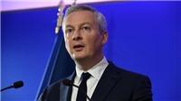 Bất chấp đe dọa từ Mỹ, Pháp quyết tâm 'xử' các ông lớn Google, Apple, Facebook và Amazon