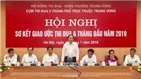 Hà Nội và các thành phố trực thuộc Trung ương đẩy mạnh thi đua và hợp tác