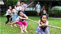 Tổ chức hát đồng dao độc đáo trong 'Ngày hội tuổi thơ'