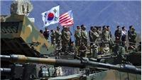 Mỹ vẫn giữ nguyên kế hoạch tập trận chung với Hàn Quốc