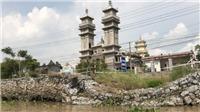 An Giang ban bố tình huống khẩn cấp nguy cơ sạt lở nghiêm trọng tuyến tỉnh lộ 946